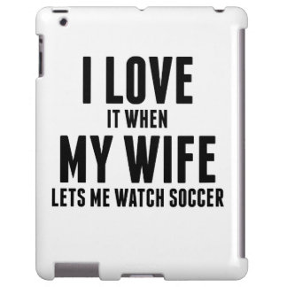 When My Wife Lets Me Watch Soccer