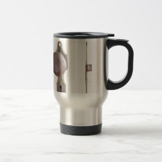 When One Door Closes Another Opens Travel Mug