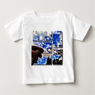 When Paperclips Fly Baby T-Shirt