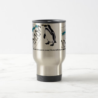 When Penguins Fly - Band Mug