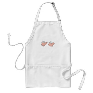 when pigs fly adult apron