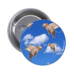 When Pigs Fly Buttons