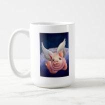When Pigs Fly! Coffee Mug