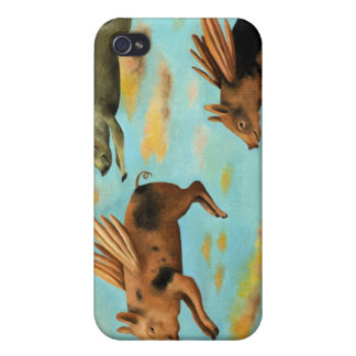 When Pigs Fly Covers For iPhone 4