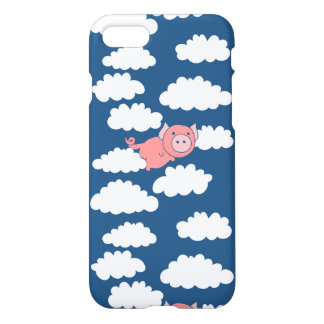 When pigs fly flying pig iPhone 7 case