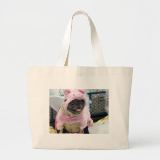 When Pigs Fly Pug Bags