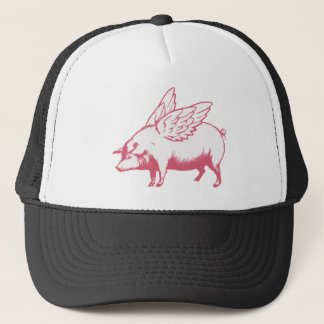 When Pigs Fly Trucker Hat