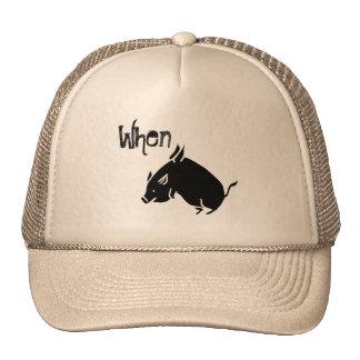 When pigs fly's trucker hat