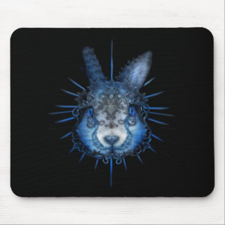 WHEN RABBITS WERE GODS MOUSE PAD