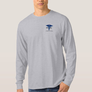 When seconds count Respiratory Therapy T T-Shirt