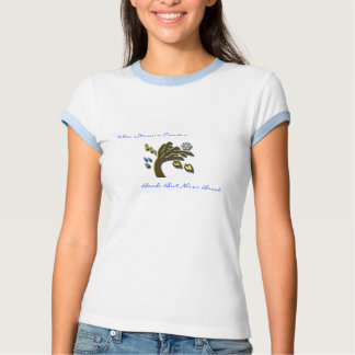 WHEN STORMS COME... T SHIRT