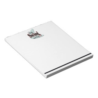 When Swing Was King Notepad