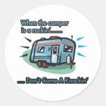 When the camper is a rockin' sticker
