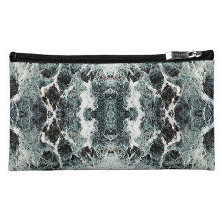 WHEN THE CENTER CANNOT HOLD (an abstract) ~ Cosmetic Bag
