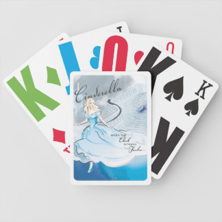 When The Clock Strikes Twelve Bicycle Playing Cards