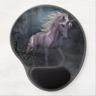 When the end is near begin the dreams gel mouse pad