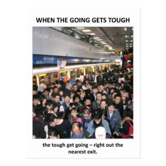 """""""When the going gets tough, the tough get going"""": Origin, Meaning, Expansion and Importance"""