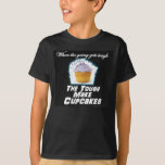When The Going Gets Tough, The Tough Make Cupcakes T-Shirt