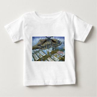 When the Levees Broke by David Russell Baby T-Shirt