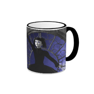 When The Rain Comes Gothic Art Mug
