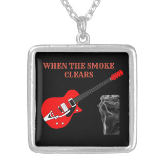 When the Smoke Clears Necklace