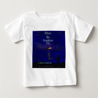When the Starships Fly Denver Starship jpg Baby T-Shirt