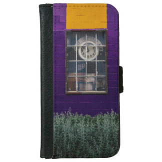 When the time went by iPhone 6 wallet case