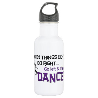When Things Don't Go Right... Stainless Steel Water Bottle