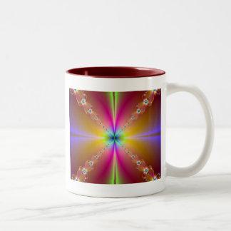 When Time Began Two-Tone Coffee Mug