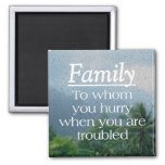 When Troubled Family Magnets