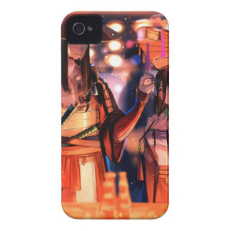 When Warriors Turn To Lovers iPhone 4 Case