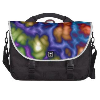 When water lilies dream laptop computer bag