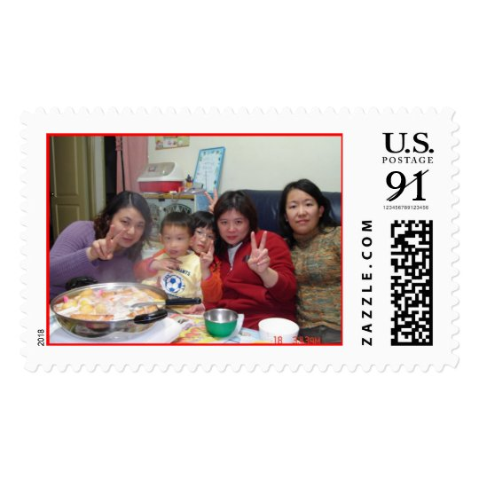 When we are together... postage