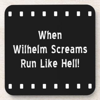 When Wilhelm Screams Coasters