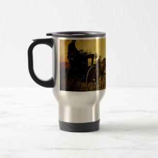 When Worlds Collide 15 Oz Stainless Steel Travel Mug