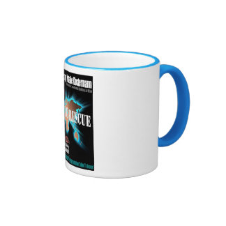 When you are 'Called to rescue' drink coffee! Ringer Coffee Mug