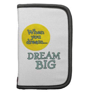 When You Dream Dream Big Planner