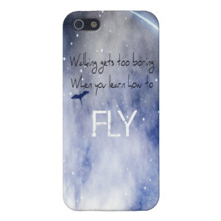 When You learn How to FLY Iphone 5 Case