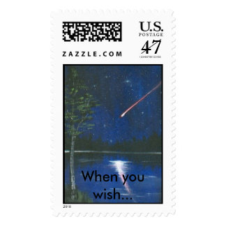 When you wish... postage