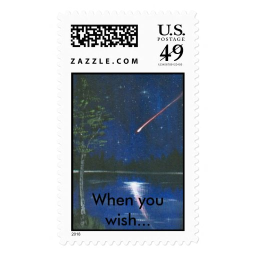 When you wish... stamps