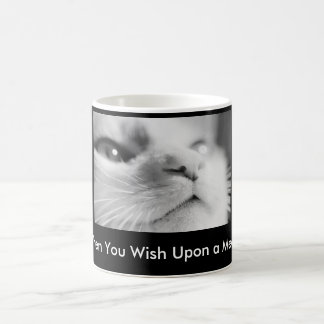 When You Wish Upon a Meow Coffee Mug