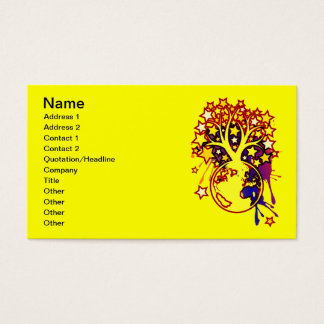 When You Wish upon a Star Business Card