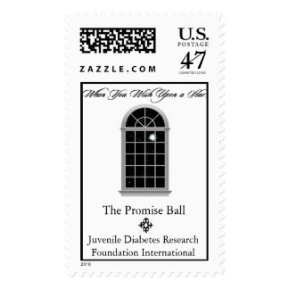 When You Wish Upon a Star Postage Stamp