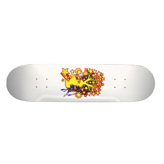 When You Wish upon a Star Skateboard Deck