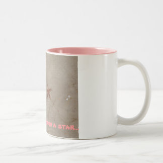 When you wish upon a star... Two-Tone coffee mug