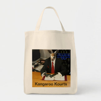 When your Lawyer is a Kangaroo Tote Bag