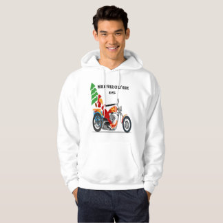When Your Only Ride Is Hoodie