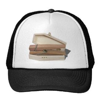 WhenChoresDie030811 Trucker Hat