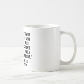 Whenever You Have An Efficient Govt Dictatorship Coffee Mug
