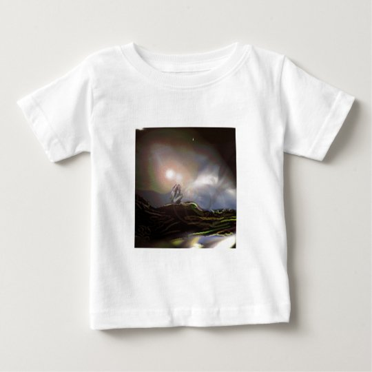 Where Angels Fear To Tread. Baby T-Shirt